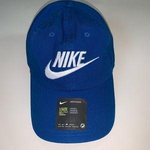 Nike Blue Adult Unisex Hat